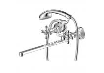 Смеситель для ванны с длинным изливом GIRONA 01221GR