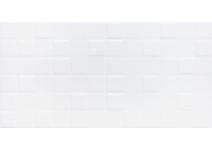 Плитка настенная АСТРИД 20х40 белая