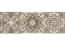 3064-0004 ТРАВЕРТИНО декор Орнамент 19,9х60,3