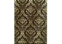 1634-0091 КАТАР декор коричневый 25х33