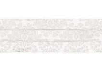 1064-0097 Плитка настенная ШЕББИ ШИК декор 20х60 белый
